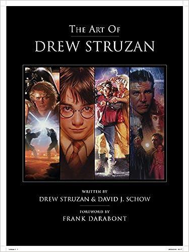 The Art Of Drew Struzan Drew Struzan 8601406069077 Amazoncom Books