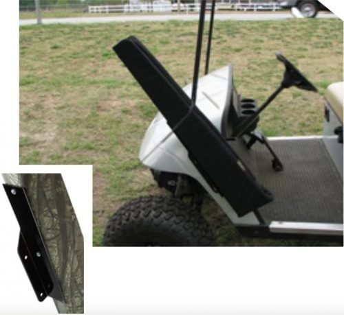 Scabbard Gun for UTV/ATV/Golf Carts w/EZ-GO Driver Side Mount