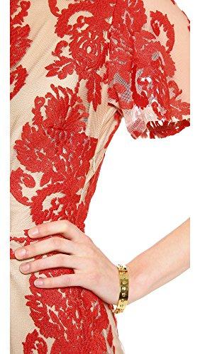 For Love & Lemons Women's San Marcos Mini Dress, Red, Medium by For Love & Lemons (Image #5)