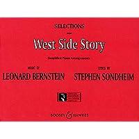 West Side Story: Simplified Piano Arrangements