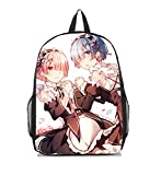 Dreamcosplay Re:Life in a different world from zero Teen Backpack Book Bag