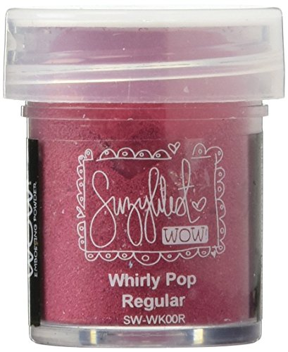 - Wow! Suzy West Embossing Powder 15ml-Whirly Pop