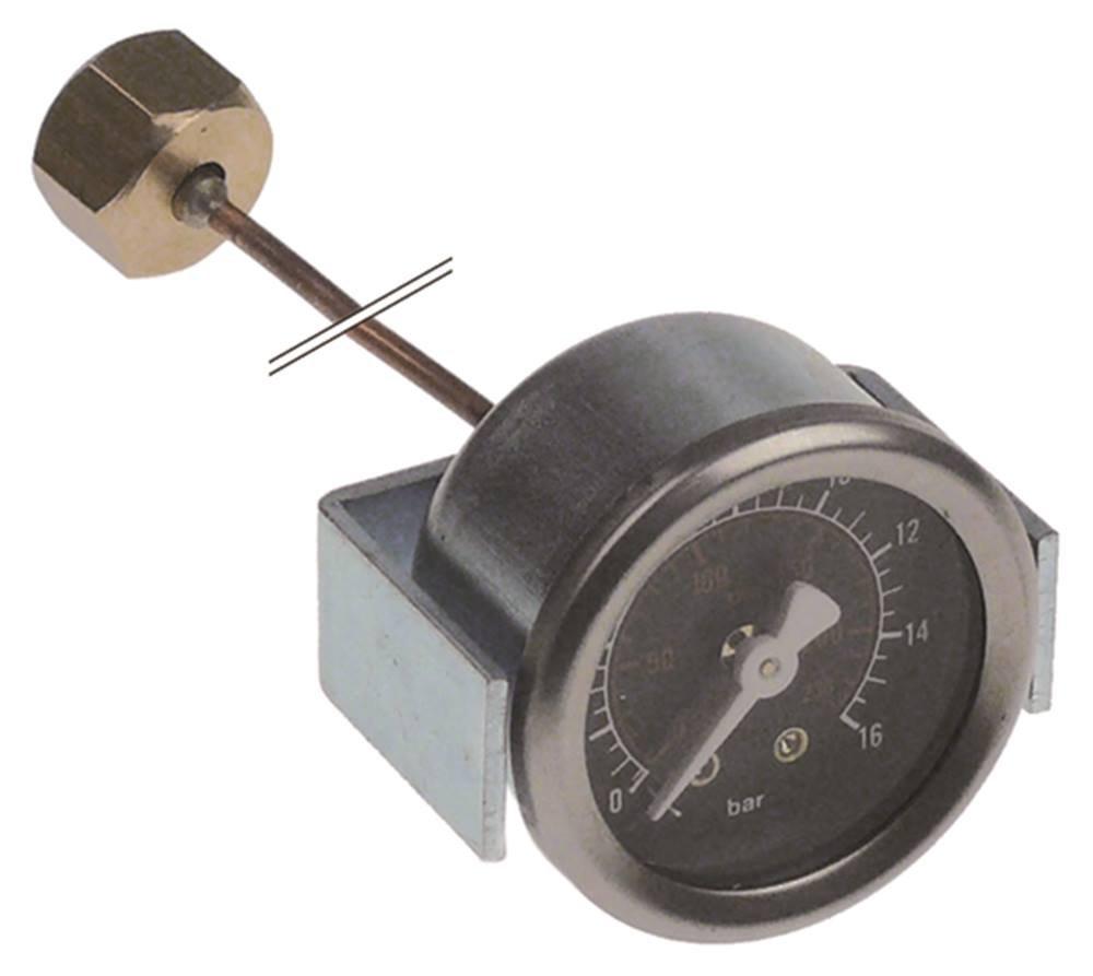 Expobar - Manómetro para máquina de café Diamant, conexión ...