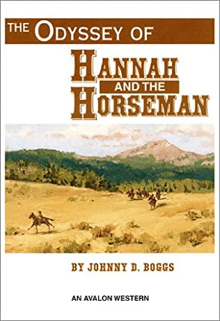 book cover of The Odyssey of Hannah and the Horseman