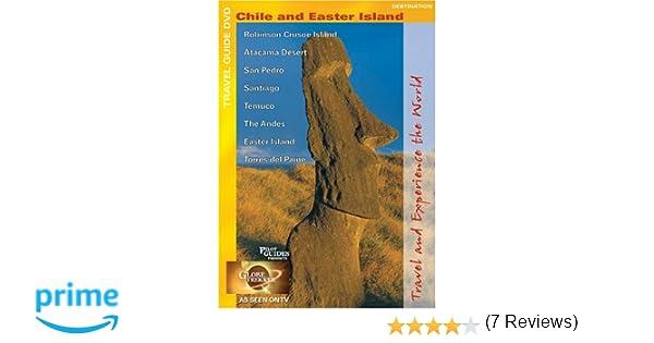Amazon.com: Globe Trekker: Chile & Easter Island: Movies & TV