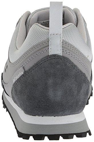 Columbia Mens 1768881 Men's D7 RetroTM Grey Ice, Black