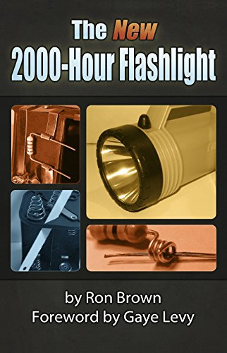 The New 2000-Hour Flashlight - Flashlight Never Needs Batteries