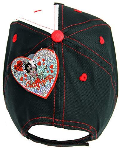Amazon.com: Betty Boop. Gorras, con lentejuelas, Cap, gorra ...