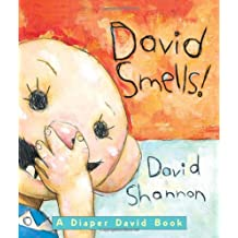 David Smells!: A Diaper David Board Book