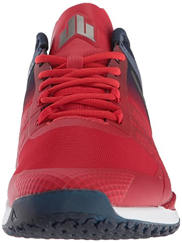 Reebok Mens Jj I Sb Sneaker Oer Rood / Collegiale Navy / Tin / Wit