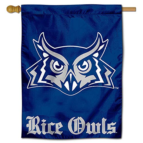 College Flags and Banners Co. Rice University Owls House ()