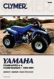 Yamaha Badger, 1985-2001, Clymer Publications Staff and Sherwood Lee, 0892877936