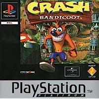 Crash Bandicoot - Platinum (PS)