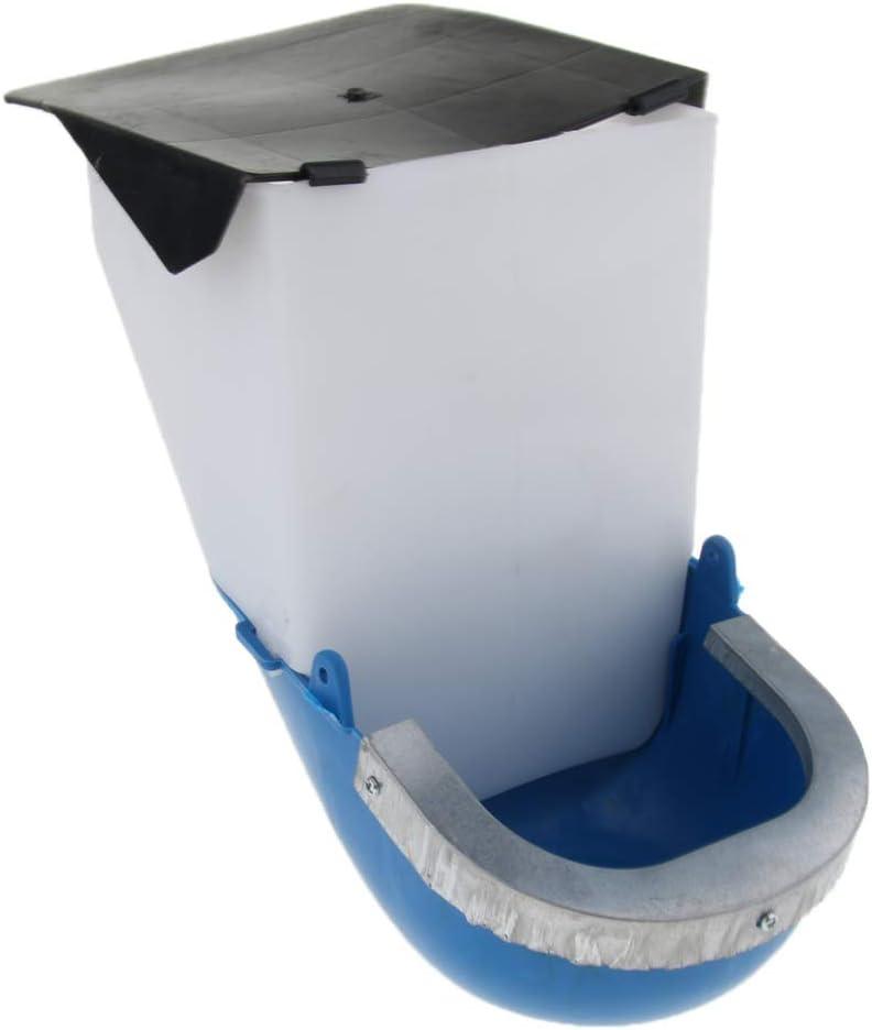 joyMerit Jaula para Mascotas Hámster Conejo Hurones Bebedero De Agua Alimentador De Alimentos Dispensador De Agua