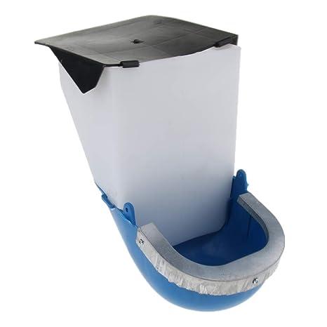 LOVIVER Jaula para Mascotas Hamster Conejo Hurones Bebedor De Agua ...