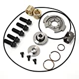 SUPERCELL Repair Rebuild Kit for 03-07 Ford Powerstroke 6.0 GT3782VA & 04-07 GMC/CHEVRY Duramax 6.6 GT3788VA GT37VA Turbo Charger 19pcs total.