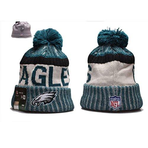 New Era Philadelphia Eagles NFL Sport Knit Beanie