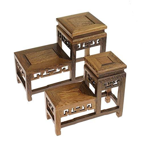 BOUTIQUE WINGS WOOD SHELF SMALL TEAPOT SEAT A SHELF CURIO CURIO BASE ###