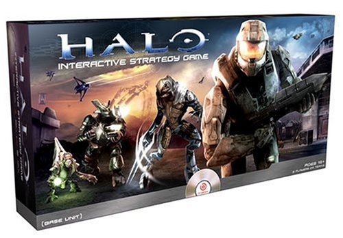 Genius Products Halo Interactive Strategy Game