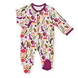Magnetic Me Footie Pajamas Soft Modal Baby