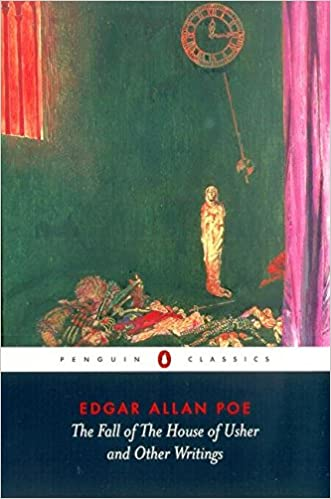 the fall of the house of usher and other writings poems tales  the fall of the house of usher and other writings poems tales essays and reviews penguin classics edgar allan poe david galloway 9780141439815