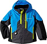 Obermeyer Kids  Baby Boy's Meteor Jacket (Toddler/Little Kids/Big Kids) Stellar Blue 6