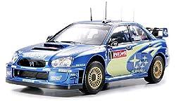 #24276 Tamiya Subaru Impreza WRC 2004 Rally Japan 1/24 Scale Plastic Model Kit,Needs Assembly by Tamiya