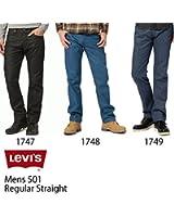 リーバイス 501 2013モデル 00501-1747/ブラックリンス