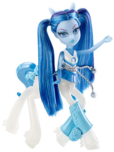 Monster High Fright-Mares Skyra Bouncegait Doll (Monster High Girls Names)