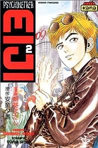 Psychometrer Eiji, tome 2 par Shin Kibayashi