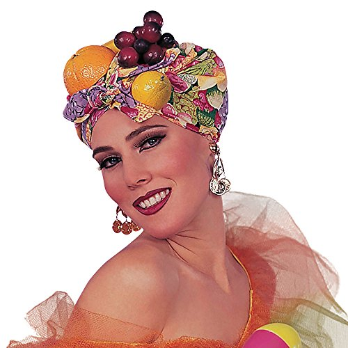 Bristol Novelty BH527 Fruit Headpiece, Womens, One Size -