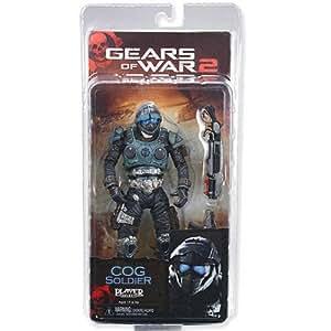 Neca gears of war serie 6 cog soldier juguetes for Gears of war juego de mesa