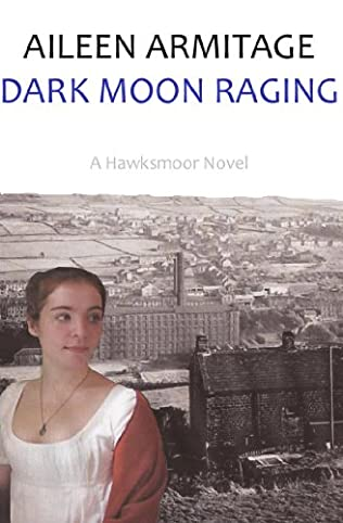 book cover of A Dark Moon Raging