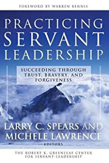 The leadership experience 5th edition by daft richard l paperback practicing servant leadership succeeding through trust bravery and forgiveness fandeluxe Images