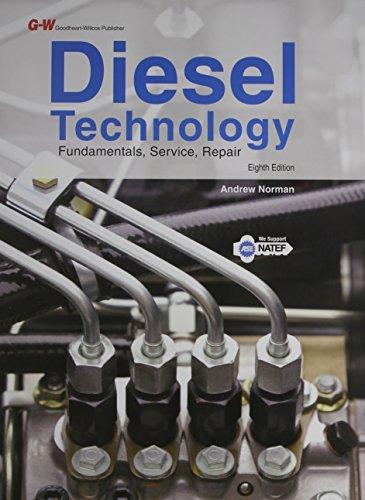 "By John ""Drew"" Corinchock - Diesel Technology (Eighth Edition) (2015-01-07) [Hardcover] pdf epub"