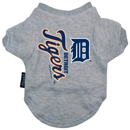 Tiger Costume Hunter (Hunter MFG Detroit Tigers Dog Tee,)