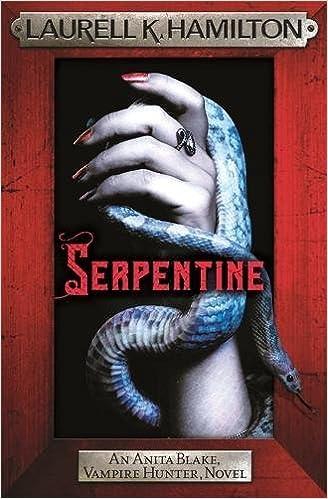Serpentine anita blake 26 livros na amazon brasil 9781472241795 fandeluxe Gallery