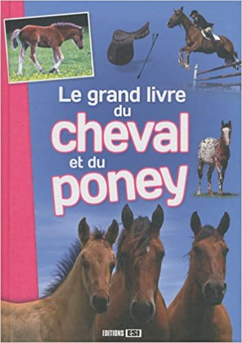 Amazon Fr Le Grand Livre Du Cheval Et Du Poney Jeanne
