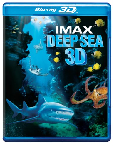 Blu-ray 3D : Imax: Deep Sea [WS] [3D] [Includes 2D] [Lenticular O-Sleeve] (Widescreen, Dolby, AC-3, 3 Dimensional, Lenticular Cover)