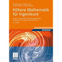Höhere Mathematik für Ingenieure Band III: Gewöhnliche Differentialgleichungen, Distributionen, Integraltransformationen (Teubner-Ingenieurmathematik)