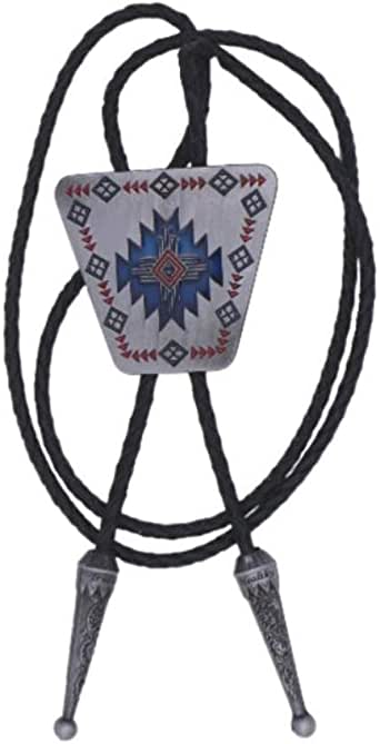 Western Vintage Bronc Rider Mens Necktie | Mens neck ties ... |Bolo Western Artwork