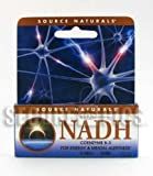 NADH, 5 mg, 90 Tabs by Source Naturals (Pack of 2)