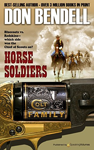 book cover of Horse Soldiers