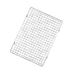 Birkmann 430600 - Rejilla para enfriar tartas (32 x 45 cm), cromada