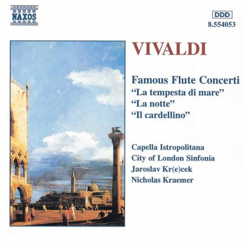 Flute Concerto in F major, Op. 10, No. 5, RV 434: I. Allegro ma non tanto