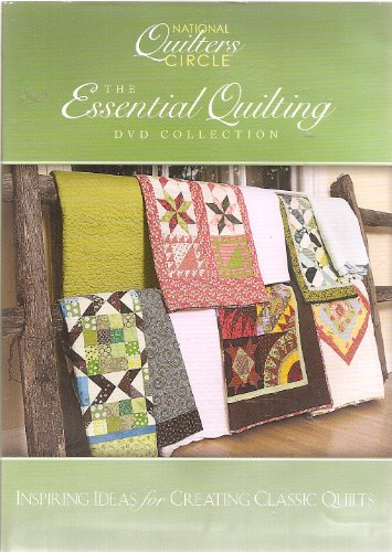 51ZYdvomCQL - From The Essential Quilting DVD Collection
