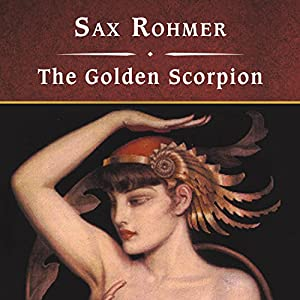 The Golden Scorpion Audiobook