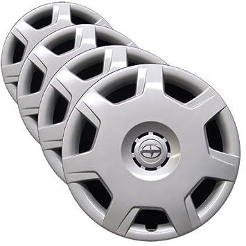 OEM genuino Scion rueda – juego de funda nórdica (fábrica de repuesto para tapacubos XB