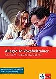 Allegro A1 Vokabeltrainer: Vokabelheft + 2 Audio-CDs + CD-ROM (PC/Mac)