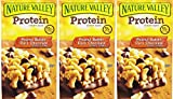 Nature Valley Protein Bars, Peanut Butter Dark Chocolate, 26 Bars (3 Boxes)